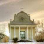 Coeur d'Alene's Old Sacred Heart Mission